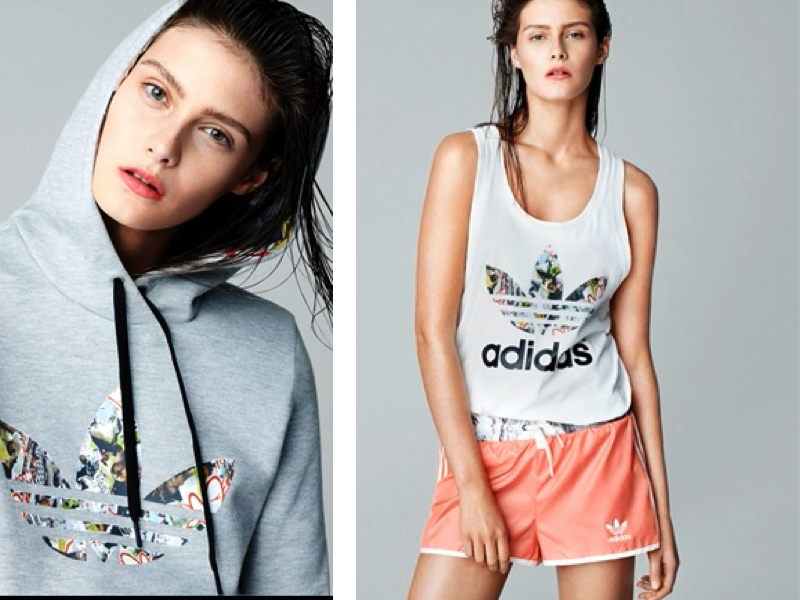 Topshop for Adidas